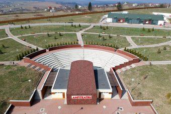 Amfiteatru în aer liber