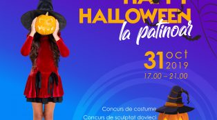 HAPPY HALLOWEN LA PATINOAR